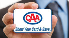 caa membership savings